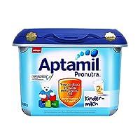 官方直供 | Aptamil 宝盒爱他美 新品安心罐 配方婴幼儿奶粉2+段 800g 2岁以上 [跨境自营]包税