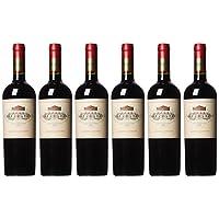 【亚马逊直采】 Vina Errazuriz 伊拉苏酒庄珍藏赤霞珠干红葡萄酒750ml*6(亚马逊进口直采红酒,智利品牌)