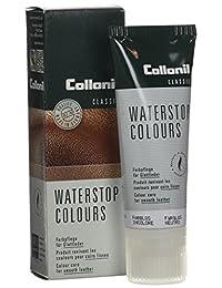 collonil waterstop 经典护理和 waterproofing 霜适用于光滑皮革