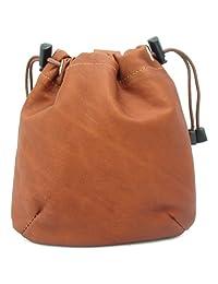 Piel Leather Drawstring Pouch