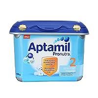 (跨境自营)(包税) Aptamil 爱他美 新品安心罐 配方婴幼儿奶粉2段 800g(6-12个月)
