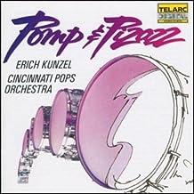 进口CD:爵士鼓(华丽威猛的进行曲) 大鼓小鼓(CD)(80122)