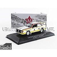 CMR - 迷你汽车收藏,WRC005,白色/黄色 / 红色