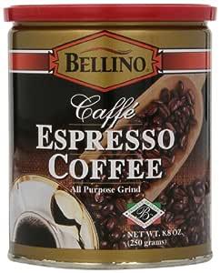 Bellino 意式咖啡,8.8盎司(249.04克)罐装(6件装)