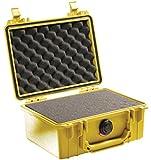 Pelican 1150泡沫相机(黄色)