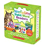 Nonfiction Sight Word Readers: Guided Reading Level C, Ages 3-7, Teaches 25 Key Sight Words to Help Your Child Soar as a R...