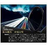「Zomei」 可变式ND滤镜 可变式NDX 超修身 可变光量调整 减光滤镜[减光范围 ND2~ND400] (517-0029)