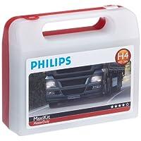 Philips 飞利浦 H4 MasterDuty MaxiKit 替换套件,24 V
