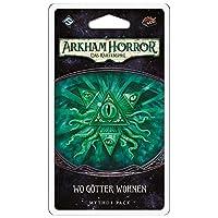 Fantasy Flight Games FFGD1143 Arkham Horror: LCG-Where Gods Live Myths Pack (Tdreameater-5)