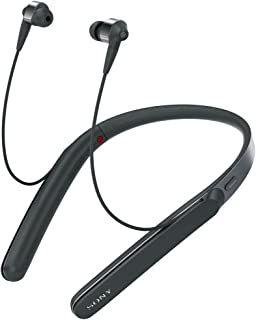Sony 索尼   WI1000X 高级降噪无线耳机后挂耳机(国际版) 黑色