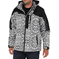 Arctix 男式 Tamarack 保暖夾克 大 白色 81769-102-L-102-Large