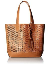 FRYE Carson 花卉图案手提袋