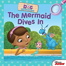 Doc McStuffins:  The Mermaid Dives In (Disney Storybook (eBook)) (English Edition)