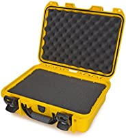 Nanuk 920 Case with Cubed Foam (Yellow)