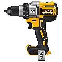 DEWALT DCD991P2 20V MAX XR 锂离子无刷三速钻/司机套装 DCD991B