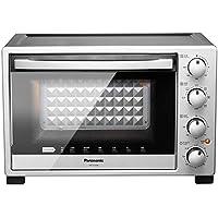 Panasonic 松下 电烤箱 NB-HJ3200SSQ 32L容量 烤箱内腔覆铝板 多温区控制