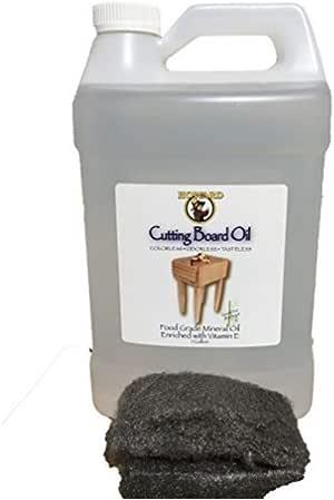 HOWARD 产品 BBB012砧板和切割板油,340.2gram 128 ounce