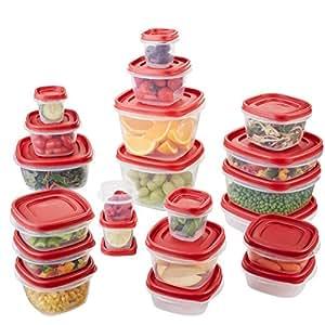 乐柏美食物储藏盒42件套装