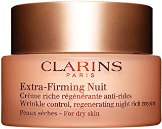 Extra-Firming Nuit Wrinkle Control, Regenerating Night Rich Cream - For Dry Skin-50ml/1.6oz