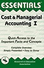 Cost & Managerial Accounting I Essentials (Essentials Study Guides Book 1) (English Edition)