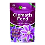 Vitax Clematis Feed 0.9KG 可重封袋 0.9KG 6CF901