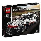 乐高LEGO拼插积木玩具新款 科技机械组系列42096保时捷911RSR赛车