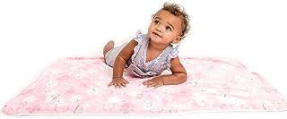 Alphabetz 优质柔软女婴毛毯,粉色彩虹,粉色