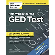 Math Workout for the GED Test (College Test Preparation) (English Edition)