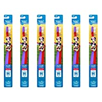 Oral-B Pro-Health Stages My Friends Manual Kid's Toothbrush, Packaging May Vary, (Pack of 6)