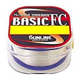 SUNLINE (SUNLINE) 碳素线基础款FC 300m 1号 4lb