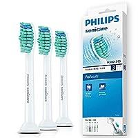 Philips 飞利浦 HX6013/05 标准声波震动牙刷头(3个装)