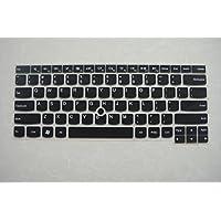 爱贝索键盘膜适用于联想ThinkPad笔记本键盘膜(适用型号 E450-20DCA073CD, E450-20DCA078CD, E450-20DCA09HCD, E450-20DCA09RCD, E450-20DCA09JCD, E450 20DCA05NCD, E450-20DCA09VCD, E450-20DCA09FCD, E450 20DCA089CD, E450-20DCA09WCD, E450-20DCA081CD, E450-20DCA0A0CD ) (黑色)