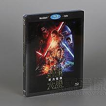 星球大战:原力觉醒(蓝光碟BD+DVD)