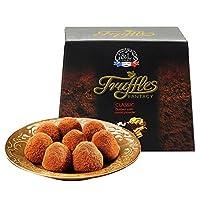Truffles 德菲丝 松露巧克力浓情古典250g(法国进口)(亚马逊自营商品, 由供应商配送)