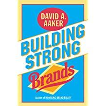Building Strong Brands (English Edition)