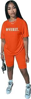 女式圆领拼接运动衫和紧身长裤两件式运动套装运动套装