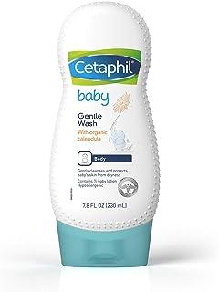 Cetaphil 丝塔芙 婴儿温和金盏花洗液|清新香味| 温和安全| 7.8盎司/230毫升