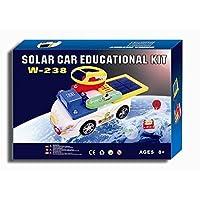 Solaration 5017 Snap Circuits,带太阳能板和汽车套件,238 型号