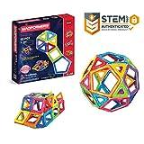 Magformers 麦格弗 磁力片 儿童磁性积木益智拼装玩具 经典系列 62件装