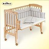 FabiMax Pro 折叠床,带床垫和床单 23. Emily beige mit Matratze CLASSIC