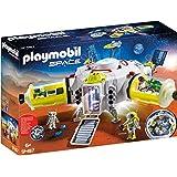 PLAYMOBIL 9487 玩具 火星太空站