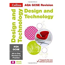 AQA GCSE 9-1 Design & Technology All-in-One Revision and Practice (Collins GCSE 9-1 Revision) (English Edition)
