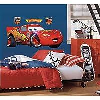 RoomMates Disney 汽车总动员闪电麦昆巨人墙贴