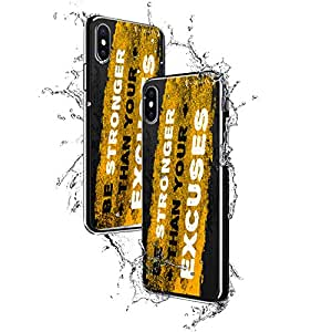 "luxendary 收藏 Titanium Black iPhone X (5.8"")"