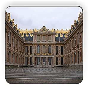 Rikki Knight Palace of Versailles Design Square Fridge Magnet