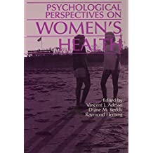 Psychological Perspectives On Women's Health (English Edition)