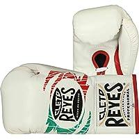 Cleto Reyes Safetec Professional Boxing Fight Gloves - Black