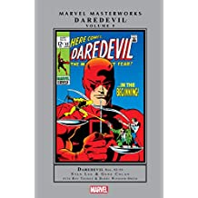 Daredevil Masterworks Vol. 5 (Daredevil (1964-1998)) (English Edition)