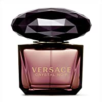 [Versace] Crystal Noir Gift Set - 90 ml EDT 喷雾 + 100 ml Body Lotion + Pouch