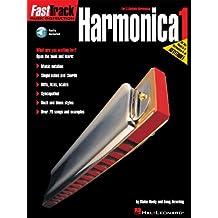 FastTrack Harmonica Method - Book 1: for Diatonic Harmonica (Fast Track Music Instruction) (English Edition)